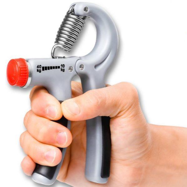 Adjustable Hand Gripper – Exerciser Strengthener Hand Exerciser Resistance 10Kg To 40Kg For GymStrong Wrist Finger Forearms Color May Vary 3