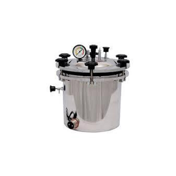Autoclave – Single Drum Electrical