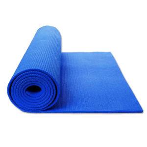 DJ Support Blue 6mm Thick Anti Skid Yoga Mat LS3231