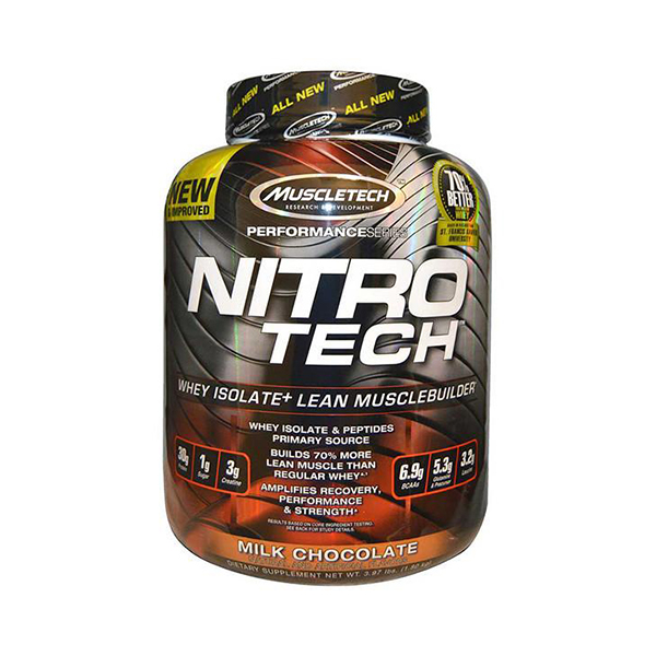 Muscletech Nitrotech 4Lbs