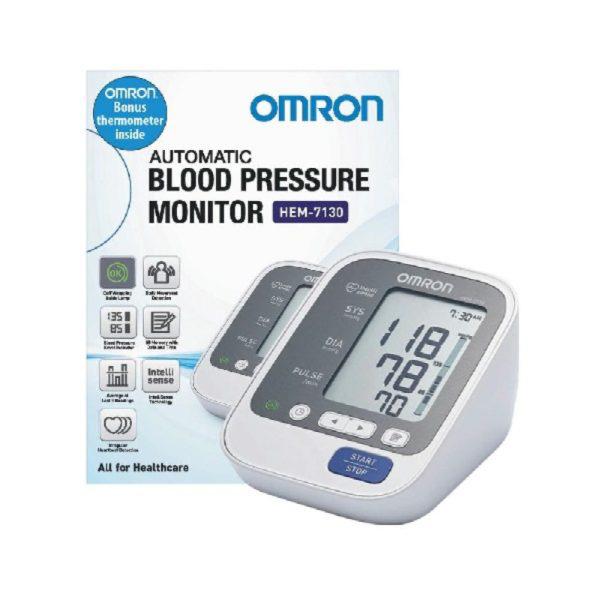 Omron HEM 7130 Blood Pressure Monitor 1