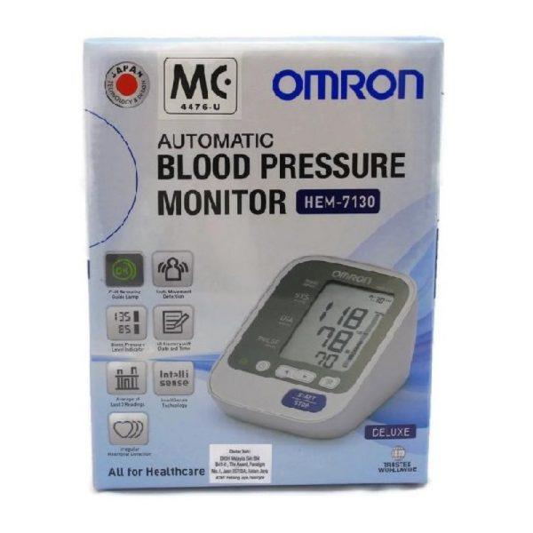 Omron HEM 7130 Blood Pressure Monitor