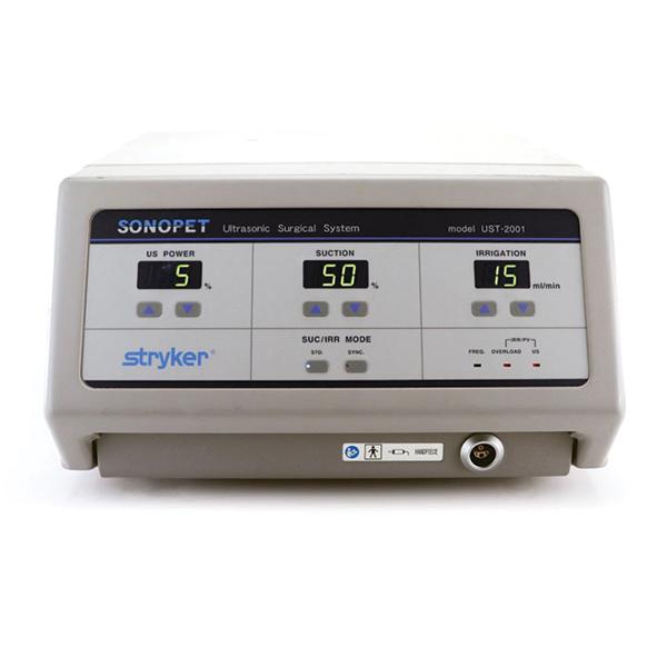 Stryker Sonopet Ultrasonic Console 1