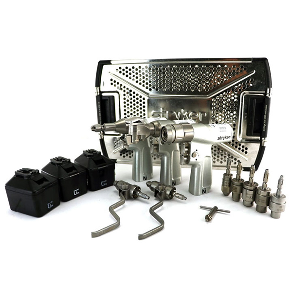 Stryker System 7 Dual Trigger Drill Basic Set 1