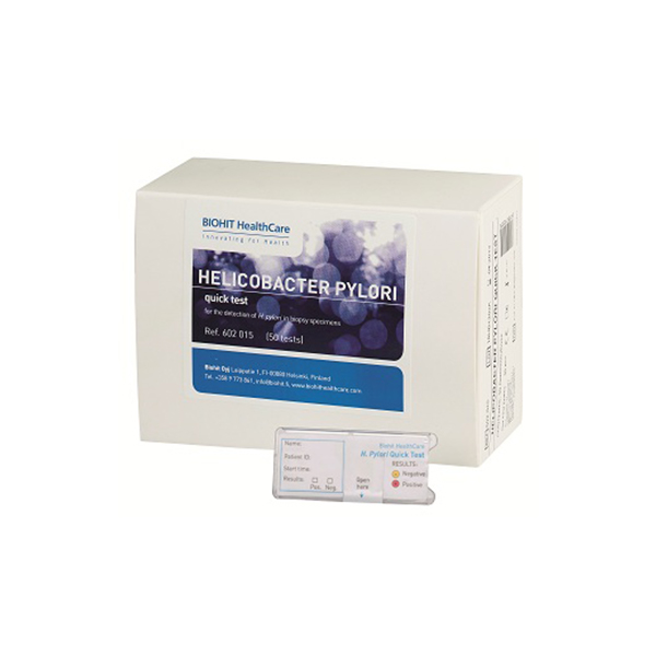 BIOHIT Helicobacter Pylori Quick Test 1