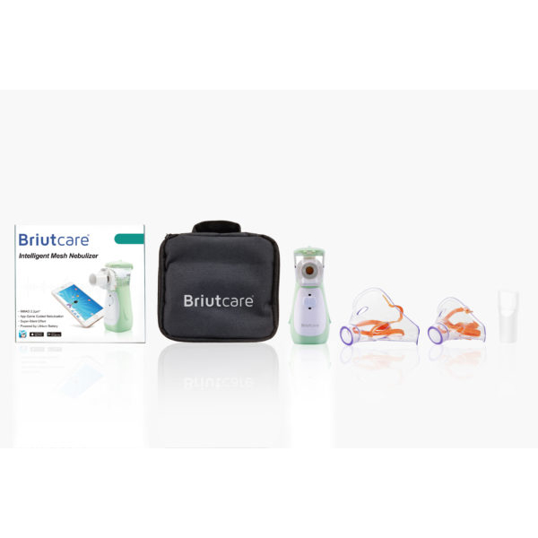 Briutcare Smart Mesh Nebulizer 4