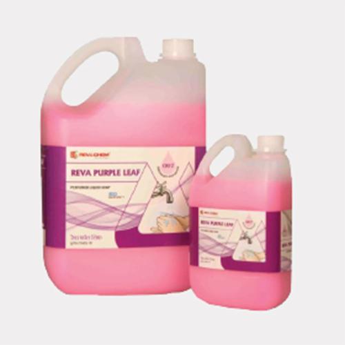 Hand Wash-Buy Hand Wash-Reva Purple Leaf – 5 Ltr Can Online At Medpick