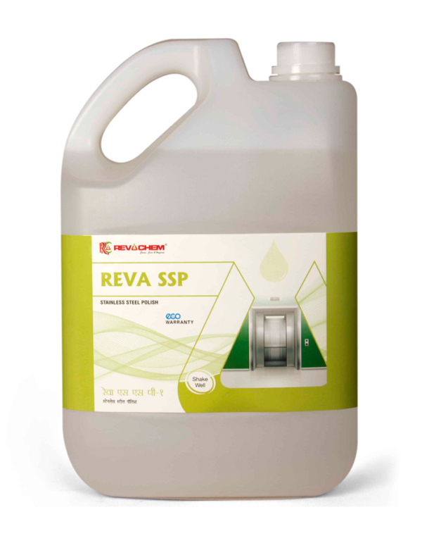 REVA Stainless Steel Polish Liquid