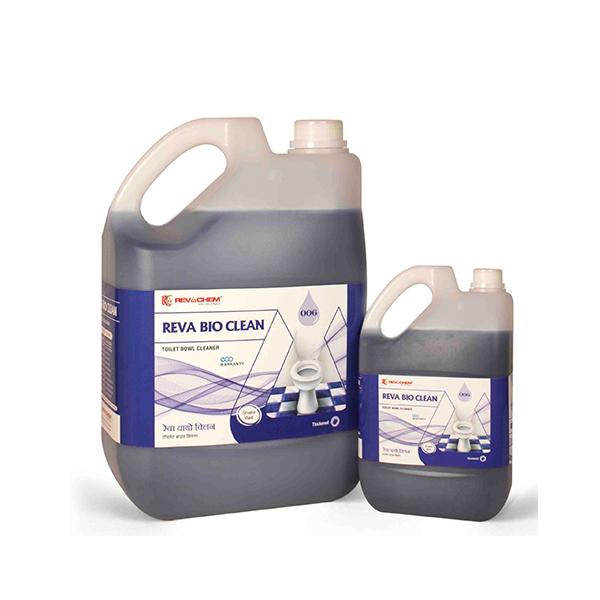 TOILET BOWL CLEANER REVA BIO CLEAN R6 – 5 Ltr Can