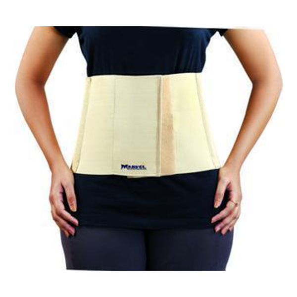 ABDOMINAL BELT 8 ELASTIC AND X SMALL