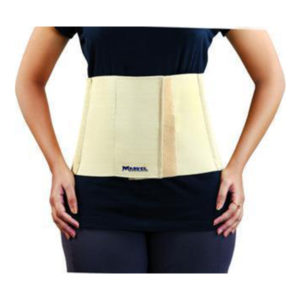 ABDOMINAL BELT 8 ELASTIC AND XL