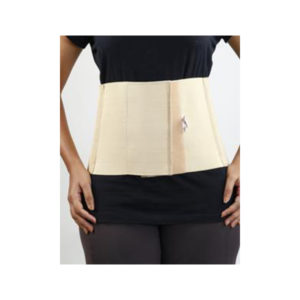 ABDOMINAL BINDER 10 ELASTIC AND L