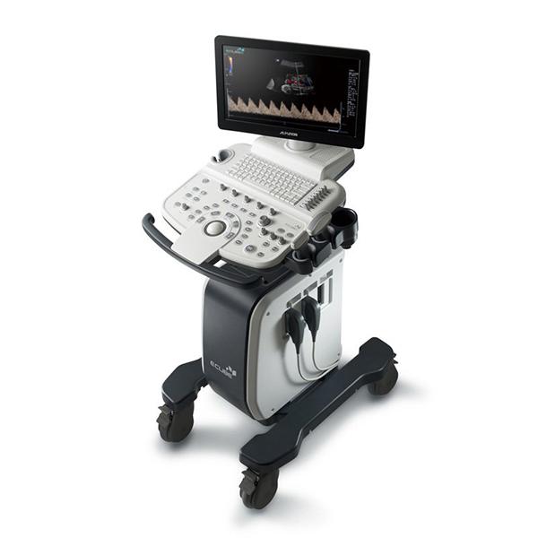 Alpinion E CUBE 5 Ultrasound Machine 2 1