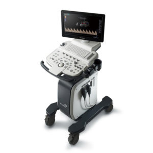 Alpinion E CUBE 5 Ultrasound Machine 2