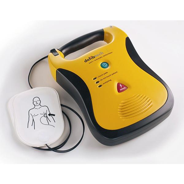Automatic External Defibrillator Semi Automatic Defibrillator