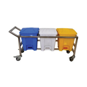 BIO-WASTE-TROLLEY