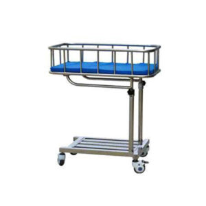 Baby Trolley GCo SS 16GC¦ X 20GC¦ Without Alkon Box