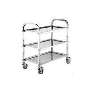 Baby Trolley GCo SS 16GC¦ x 20GC¦ with Alkon Box
