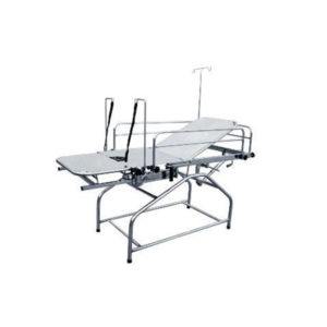 Backrest Gynae Labour Table 72″ x 27″ x 31″ with Total Powder