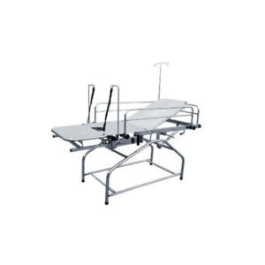Backrest Gynae Labour Table 72″ x 27″ x 31″ with Total Powder Coated