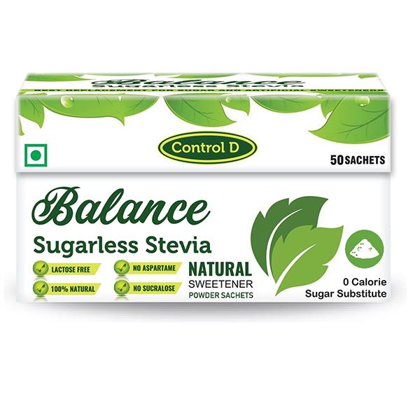 Balance Sugarless Stevia Sachets