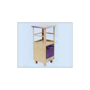 Bed Side Lockers SS Top 2