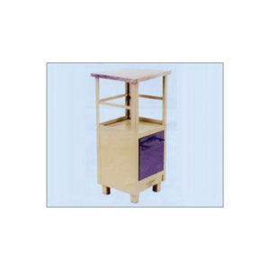 Bed Side Lockers SS Top