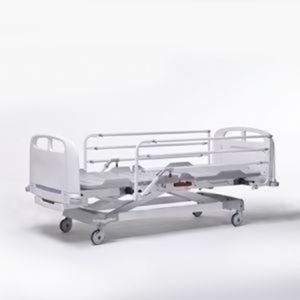 Bed with Lumbar Traction Manual Powder Coated