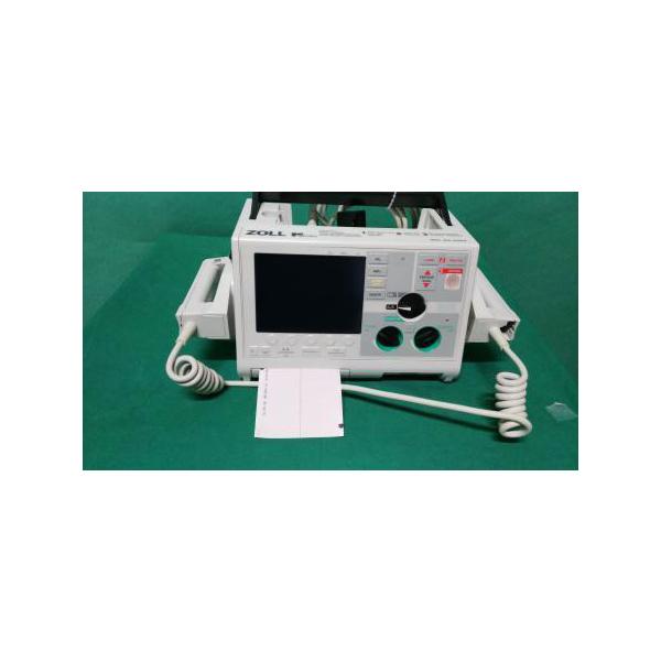 Biphasic DEFIBRILLATOR With ECG And Printer