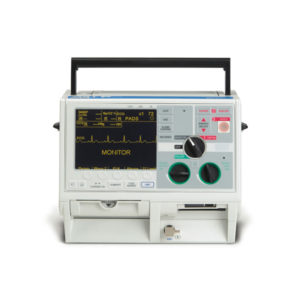 Biphasic DEFIBRILLATOR With ECG Printer And AED