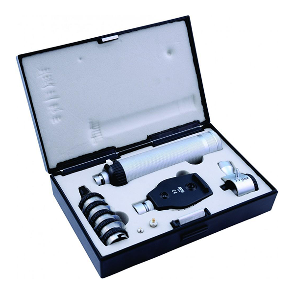 CLASIKA® VACUUM 3.5V RECHARGEABLE OTO OPHTHALMOSCOPE SET – 20.000.541 1