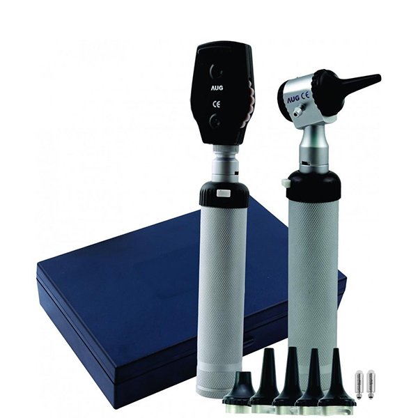 CLASIKA® VACUUM 3.5V RECHARGEABLE OTO OPHTHALMOSCOPE SET – 20.000.550 1