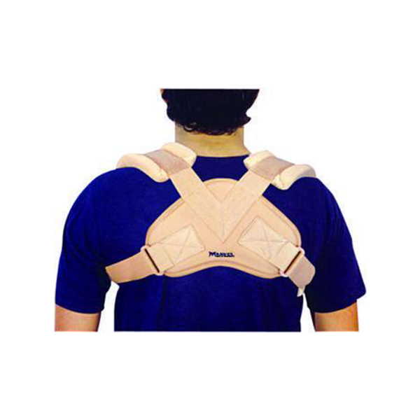 CLAVICLE BRACE AND LARGE