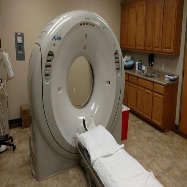 CT Scanner – Sensation 16 2