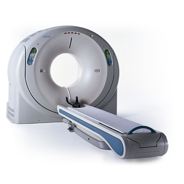 CT scanner – Aquilion 64 1