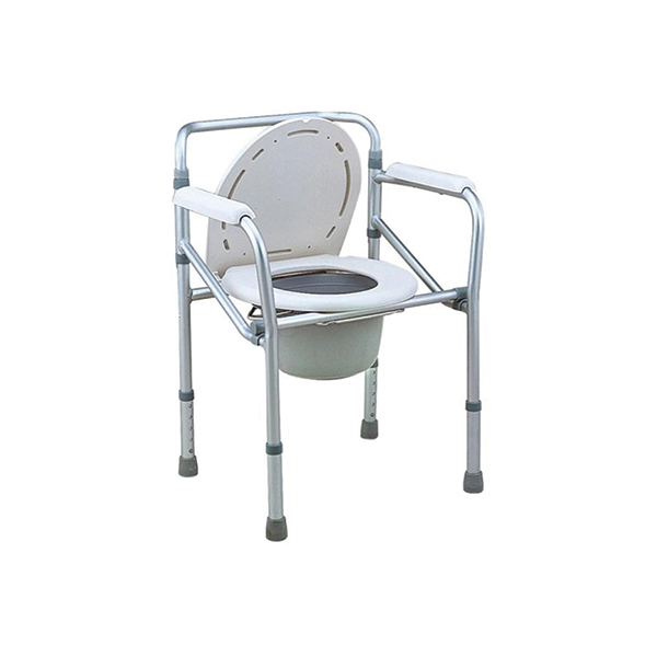 Commode Chair Folding with Adjustable FS894