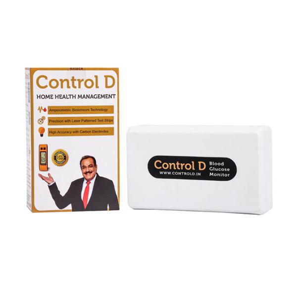 Control D Glucometer Kit 1 1