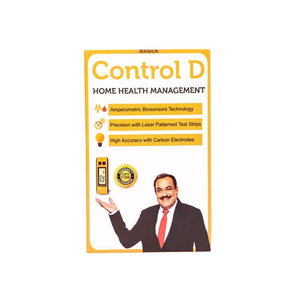 Control D Glucometer Kit 3