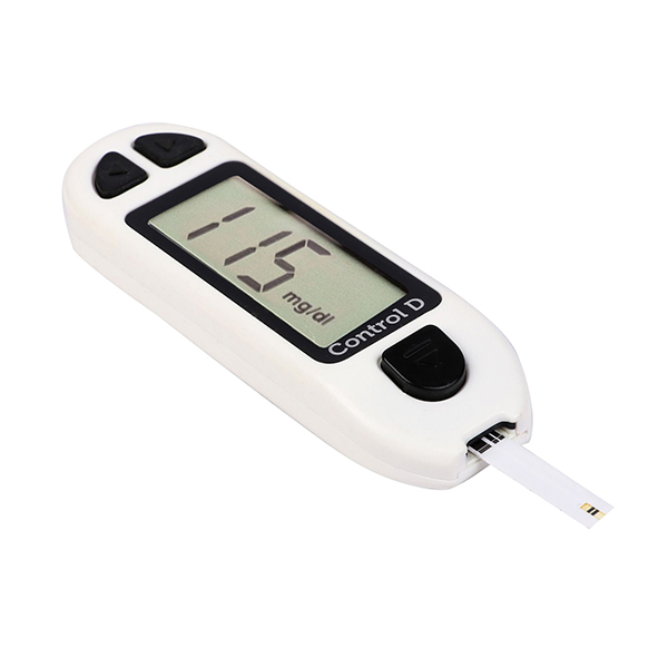 Control D White Meter Kit With 10 Strips