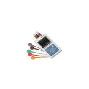 ECG Three Channel With Color TFT Display Interpretation