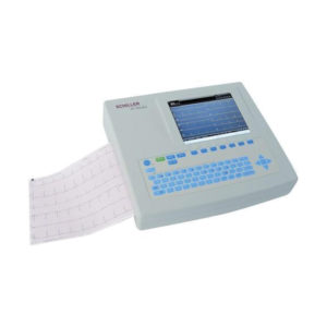 ECG Twelve Channel With Touch Screen A4 Size Printer