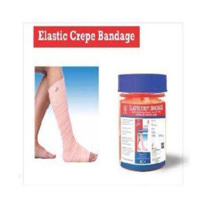 ELASTIC CREPE BANDAGE 6CM