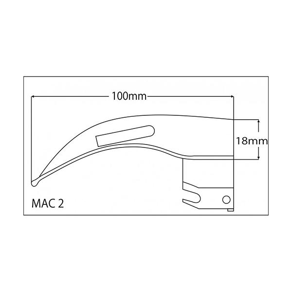EXLITE® F.O MACINTOSH BLADE – 70.300.102 2