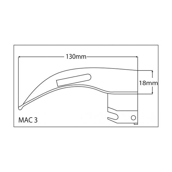 EXLITE® F.O MACINTOSH BLADE – 70.300.103 2