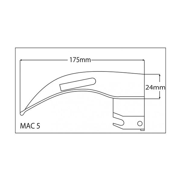 EXLITE® F.O MACINTOSH BLADE – 70.300.105 2