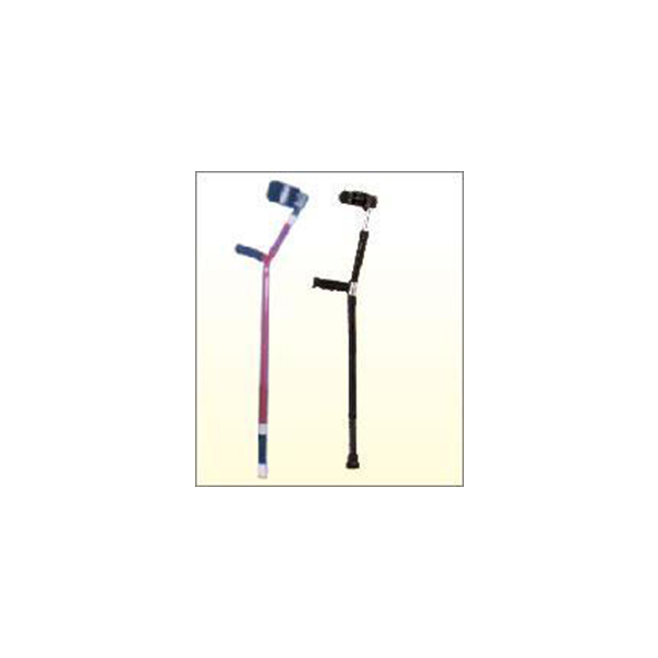 Elbow Crutches GCo Powder coated Adjustable