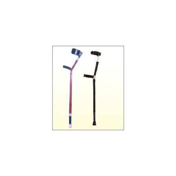 Elbow Crutches GCo Powder coated Adjustable
