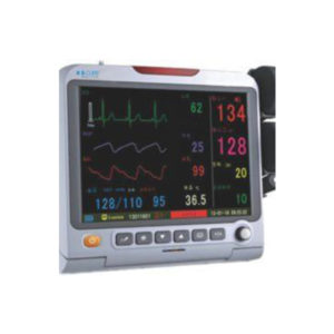 Fetal Monitor 12.1″ Screen With Wireless TOCO Probes And Maternal Monitor