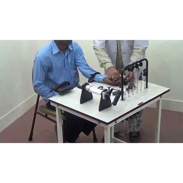 Finger Exercise Table – Powder Coated 1