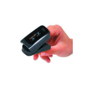 Fingertip Pulse Oximeter With Beep Sound